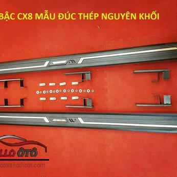 Bệ Bước Đúc Nguyên Khối Lên Xuống Mazda CX8 2020
