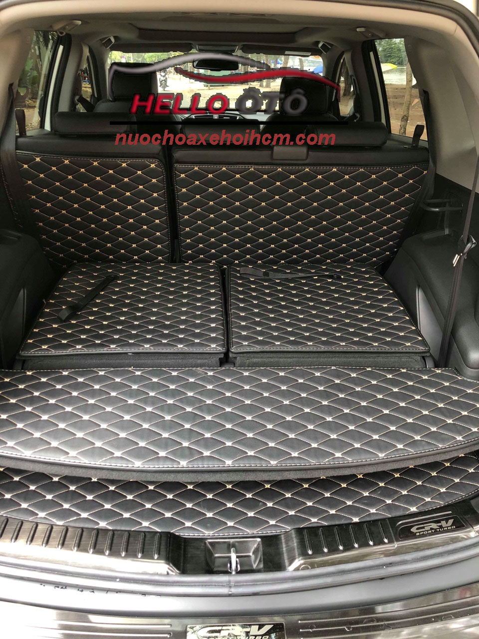 Lót Cốp Ô tô 6D Honda CRV 2018