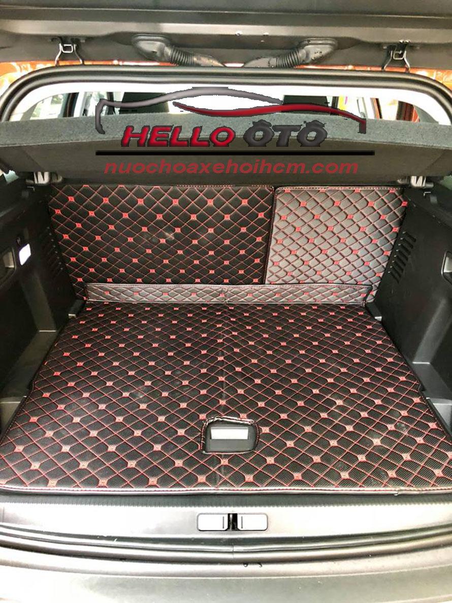Lót Cốp Ô tô 6D Peugeot 3008