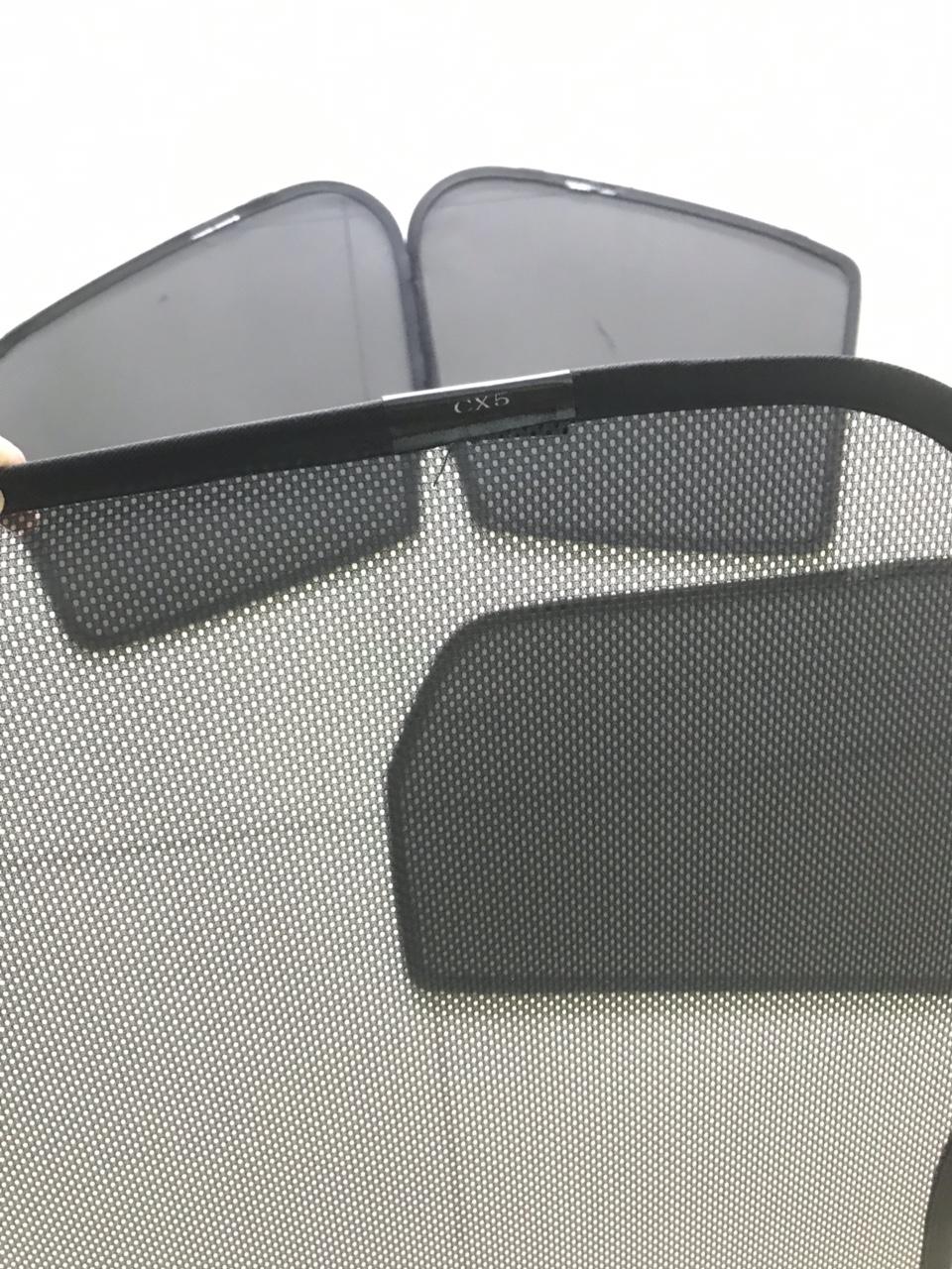 Che nắng hít cửa kính Mazda 3