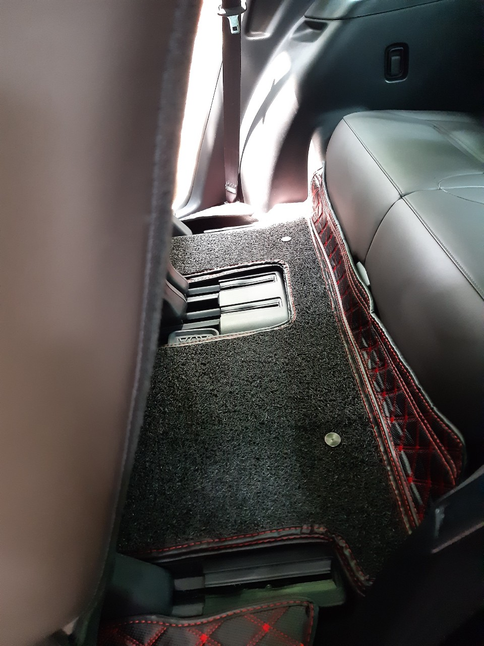 Thảm lót sàn ô tô 6D mazda CX8 2019 - 2020