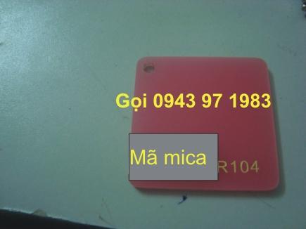 Mica đài loan R104