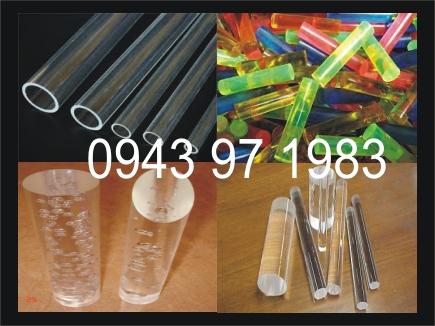 Sản xuất Mica Ống Tại Hà Nội Và TP HCM