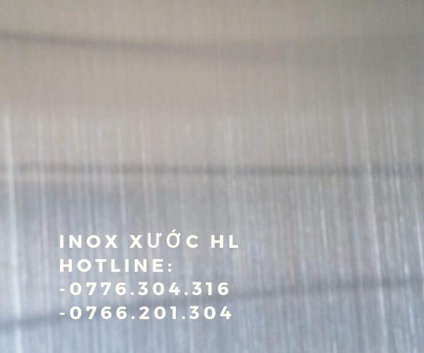 Inox 304/HL/No4
