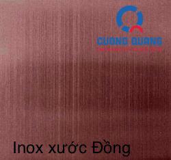 Tấm Inox xước chống vân tay
