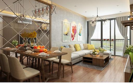 Thiết kế nội thất chung cư FLC Đại Mỗ