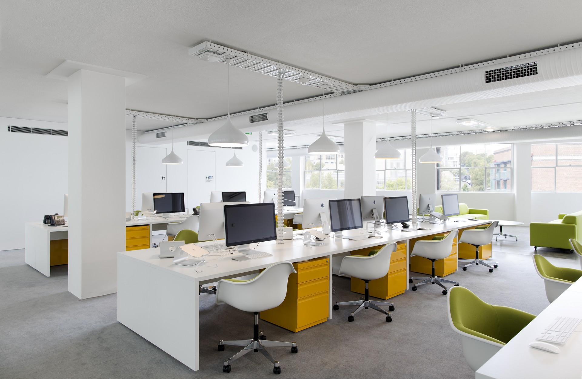 Thi công nội thất văn phòng- Công ty thi công nội thất trọn gói TQM