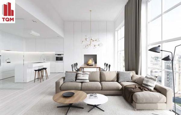 Báo giá thi công nội thất chung cư cao cấp trọn gói HCM