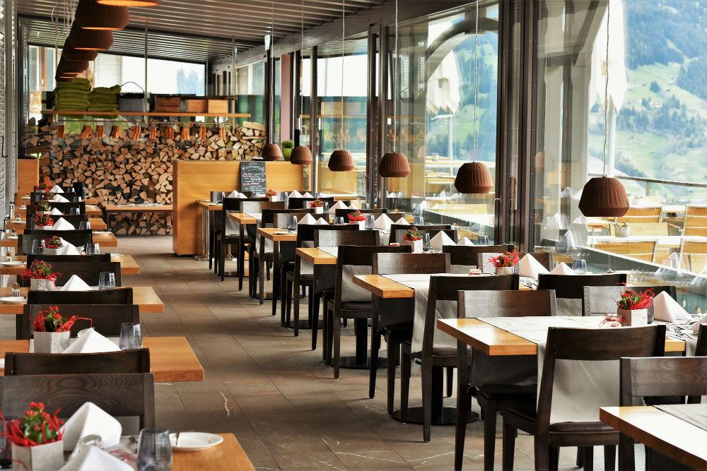 Thiết kế nội thất nhà hàng Pháp Đà Nẵng