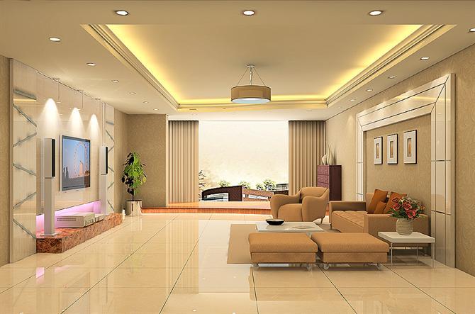 Thiết kế nội thất phòng khách Việt Trì Phú Thọ