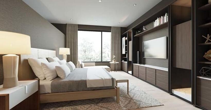Thi công nội thất căn hộ chung cư Eco-Green