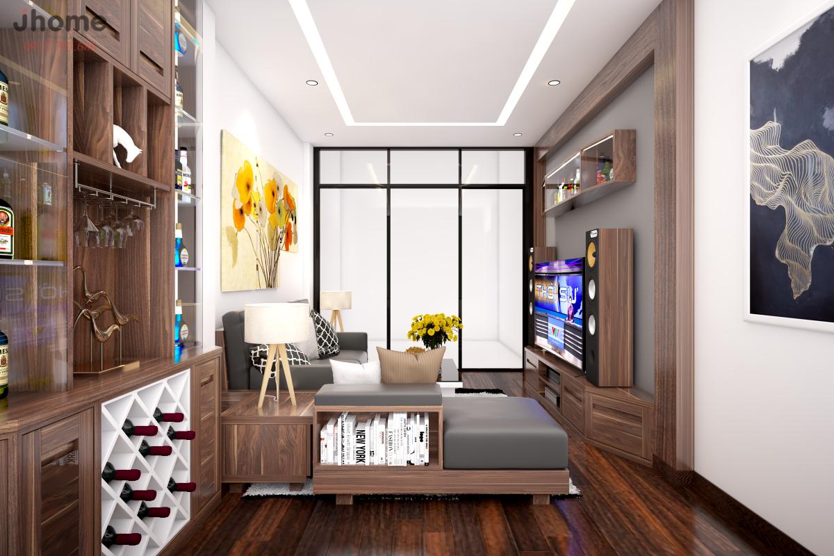 Quy trình thiết kế và thi công nội thất nhà phố chuyên nghiệp
