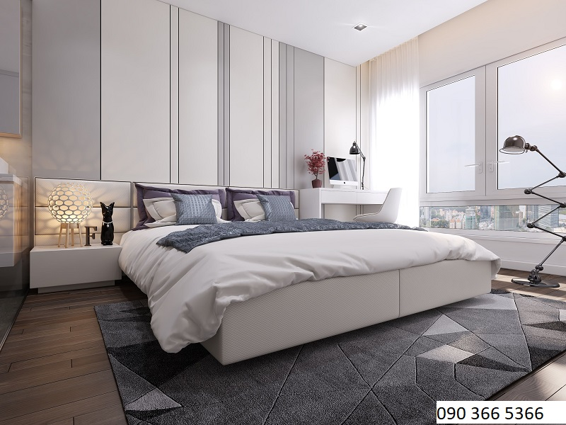 Thi công nội thất chung cư cao cấp Vinhomes Central Park đúng chuẩn hiện đại
