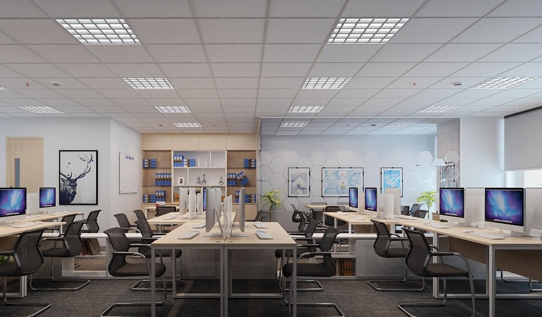 Thiết kế nội thất văn phòng phần mềm kế toán thành phố Vĩnh Yên
