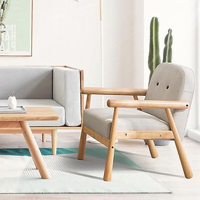 Ghế sofa đơn Bắc Âu thư giãn