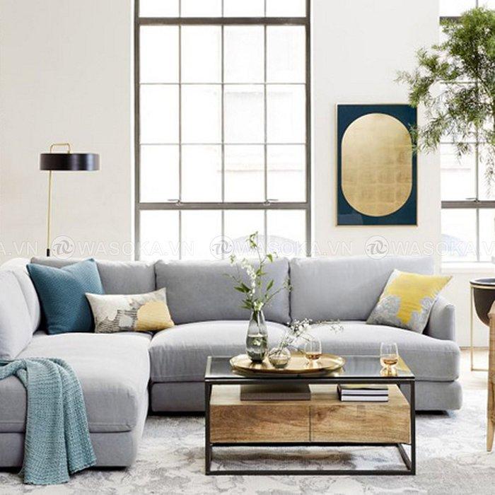 Sofa góc cao cấp