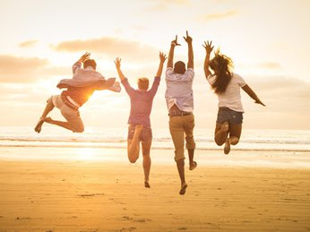 10 điều khiến bạn vui vẻ mỗi ngày