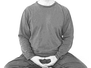 Tầm quan trọng của tư thế ngồi thiền định