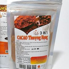 Bột cacao 3 in 1 - 500g