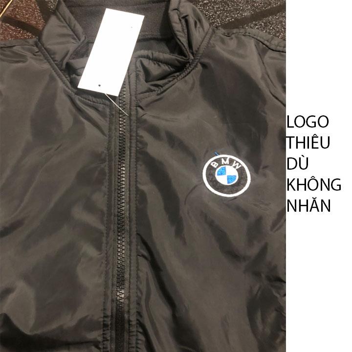 Áo Khoác Dù Nam Thiêu BMW