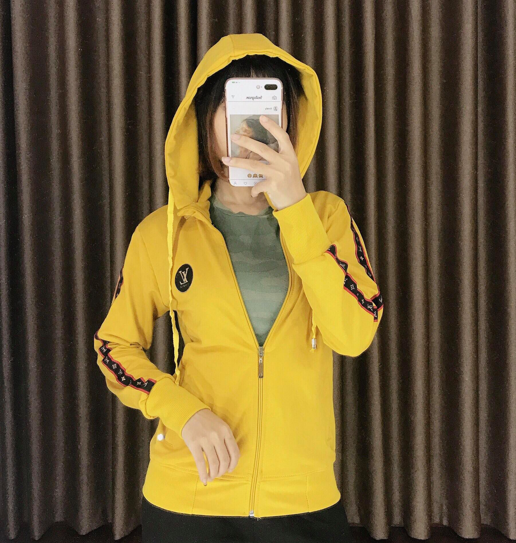 áo khoác chống nắng 2019