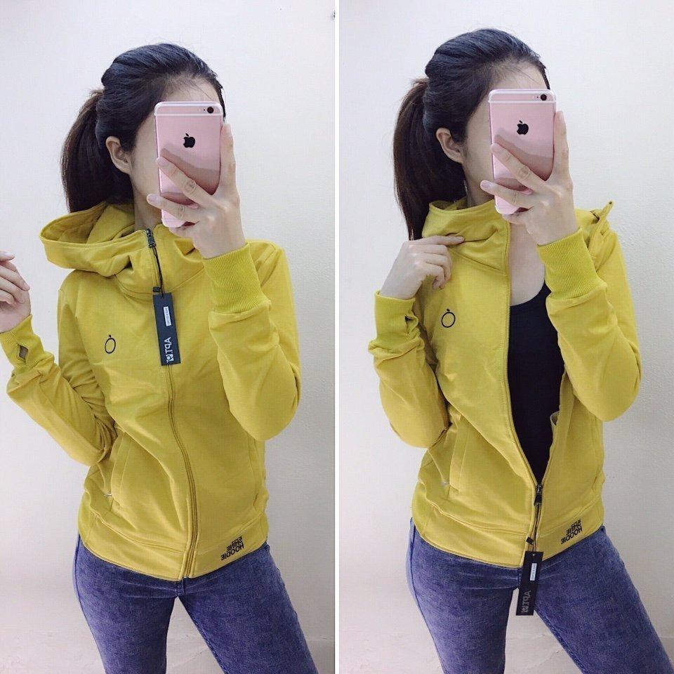 Áo khoác nữ lime