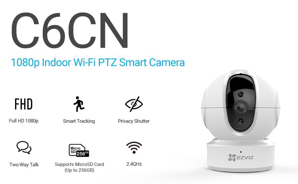 Camera IP EZVIZ C6CN 1080p