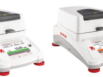 Điểm khác biệt và tính năng của cân sấy ẩm ohaus MB120 Và MB90