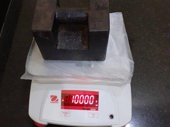 Hướng dẫn hiệu chuẩn cân Valor 2000 Ohaus