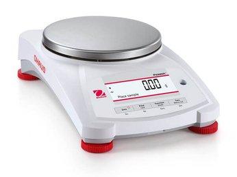Hướng dẫn hiệu chuẩn và sử dụng cân Ohaus PX4202/E - Cân Huy Nguyễn