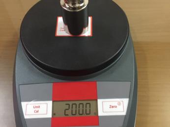 Hướng dẫn hiệu chuẩn và sử dụng cân OS-3000