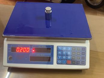 Hướng dẫn sử dụng cân tính giá ACS