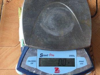 Một số lỗi của cân Ohaus SPS