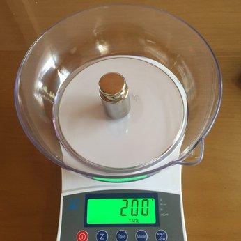 Cân nhà bếp 3kg FRJ
