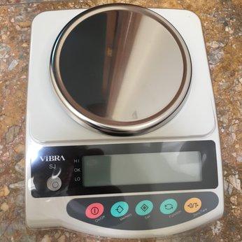 Cân phân tích 3 số lẻ Shinko -Vibra DJ300S