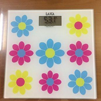 Cân sức khỏe điện tử Laica