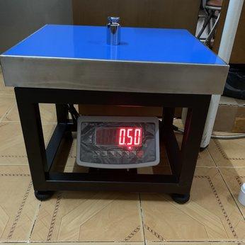 Cân ghế điện tử đài loan VWL từ 60kg đến 500kg