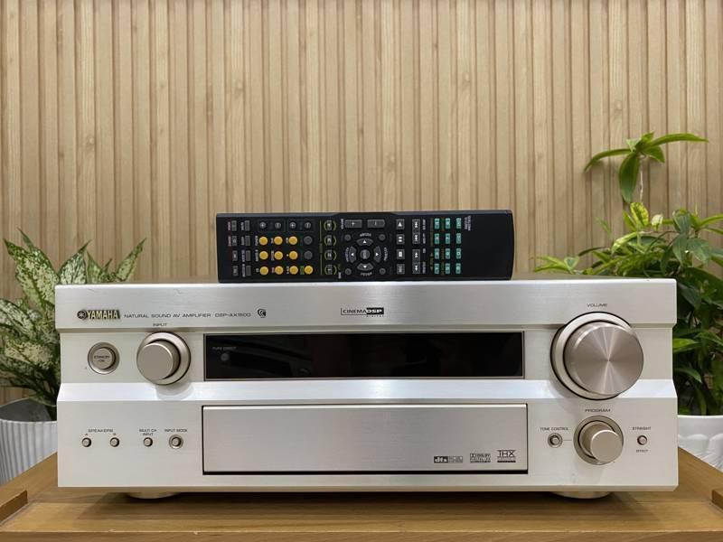 Yamaha DSP-AX1500