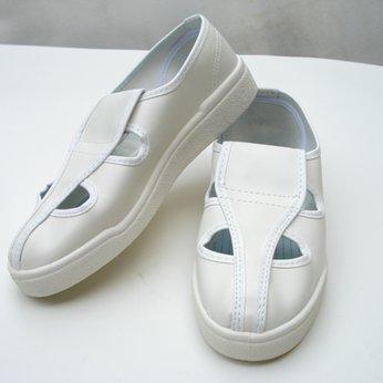 Giày chống tĩnh điện bốn lỗ giá rẻ