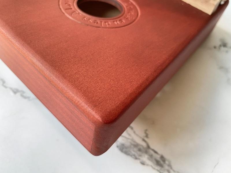 Đàn Kalimba 17 Phím Classic Gỗ Mahogany Đỏ Nhám
