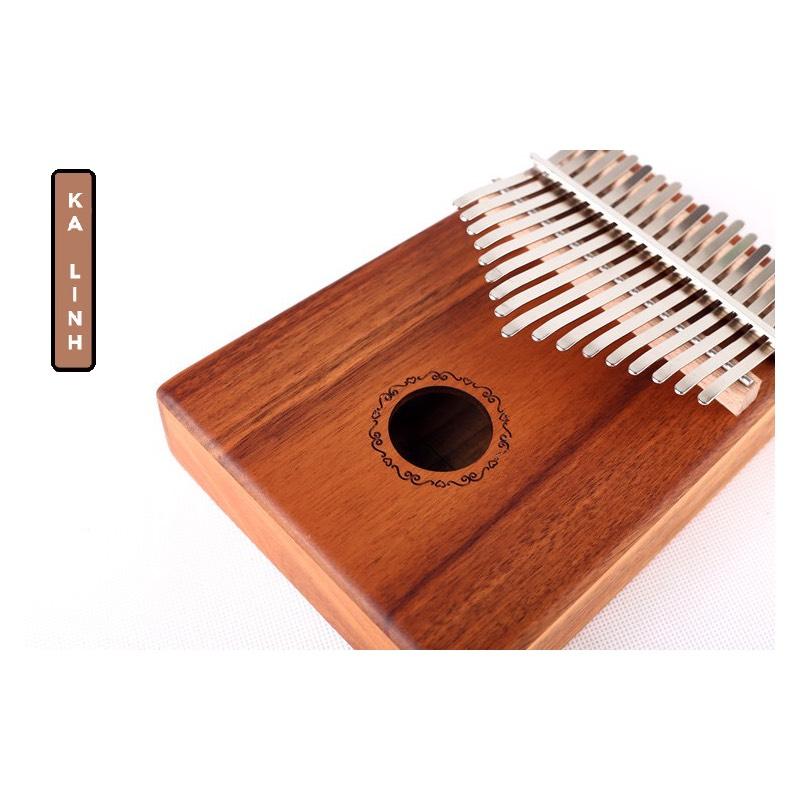 Đàn Kalimba Classic 17 Phím Gỗ Keo Acacia X34202