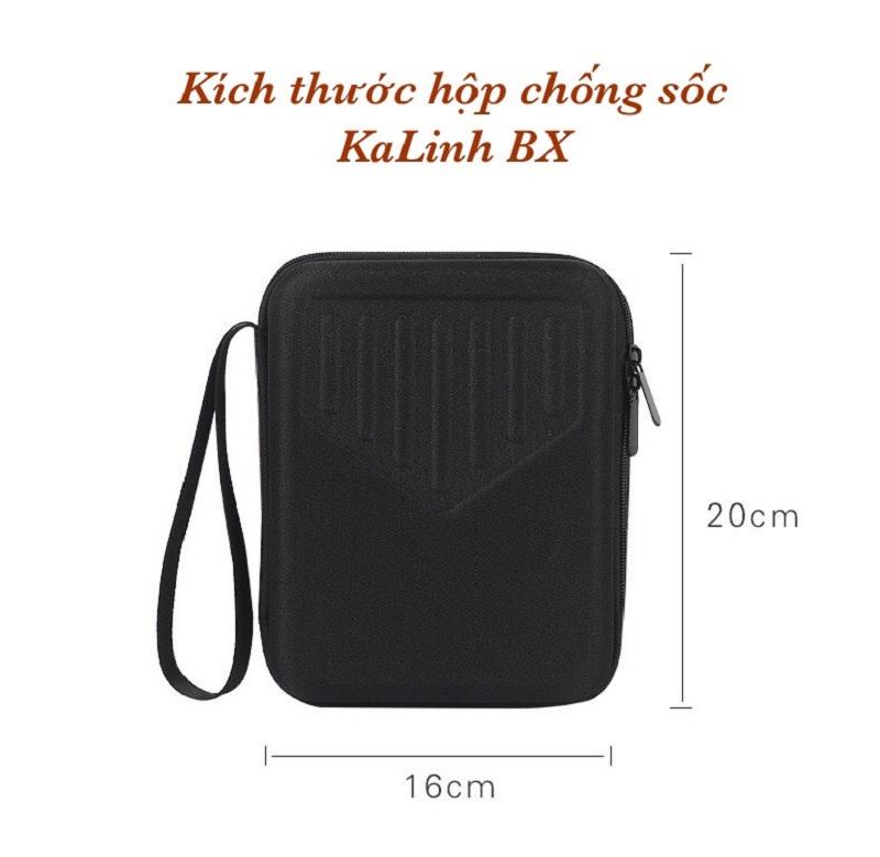 Hộp Chống Sốc Kalimba BX02 / BX03