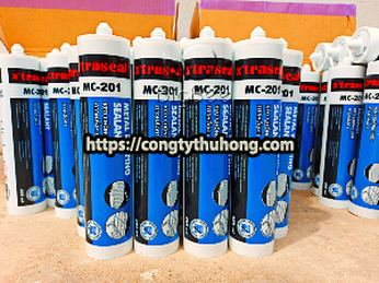 KEO CHỐNG THẤM, DỘT SILICONE X'TRASEAL MC 201