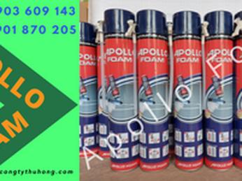 Nguồn phân phối chất lượng keo Apollo Foam tin cậy Tp.HCM