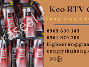 Keo silicone chịu nhiệt chịu nước RTV 650F X'Traseal
