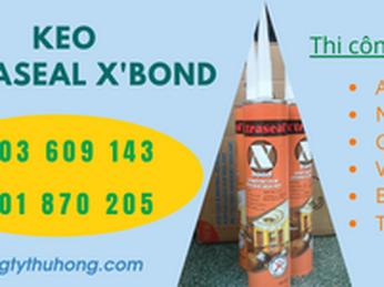 Phân phối sỉ keo dán alu X'Bond giá ưu đãi tháng 10, 11, 12