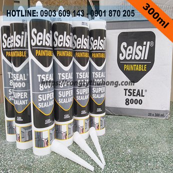 Keo trám Selsil Tseal8000