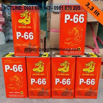 Keo Rồng Vàng P-66(3,3 lít)