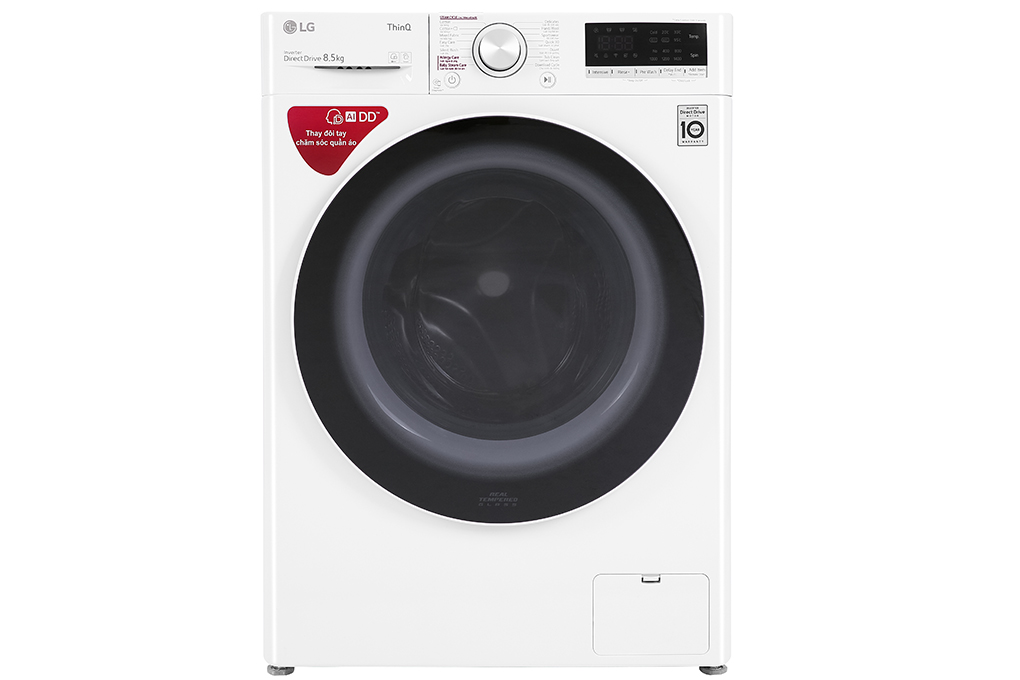 Máy giặt LG Inverter 8.5 kg FV1408S4W | Chaoban.com.vn