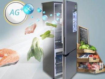 Công nghệ Ag Clean trên tủ lạnh Panasonic là gì? Công dụng và lợi ích mang lại